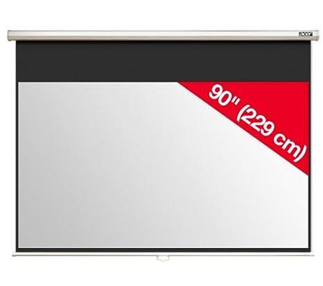 Acer M90-W01MG - Pantalla de proyección (16:9, Manual de 90