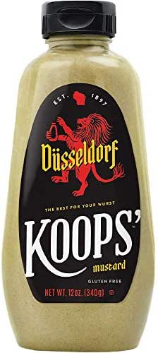 Mustard: Koops Dusseldorf