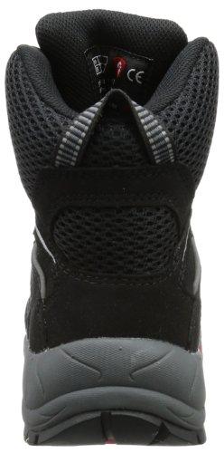 schwarz schwarz Unisex Negro Jori Mid active De Jo S1p Adulto Protección Calzado 6vZAf
