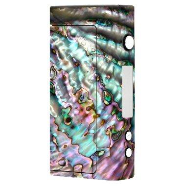 Decal Sticker Skin WRAP Abalone Shell Image for Sigelei Fuchai 200W TC