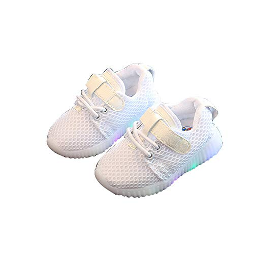 Zarachielly Light up Shoes Fashion LED Sneakers Girls Boys Light Up Shoes