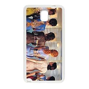 Artistic Body Fashion Comstom Plastic case cover For Samsung Galaxy Note3