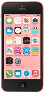Apple iPhone 5C 32GB Factory Unlocked GSM Cell Phone - Pink