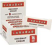 Larabar Gluten Free Coconut Cream Fruit and Nut Energy Bar, 16-Count, 768 Gram