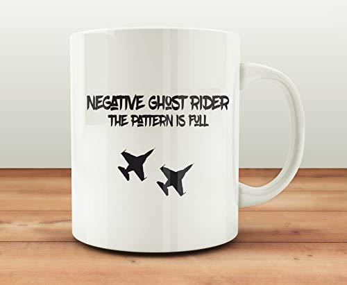 Negative Ghost - Negative Ghost Rider mug