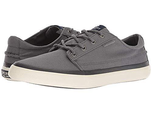 Sperry Top-Sider Coast Line Blucher Sneaker Men 8.5 Grey