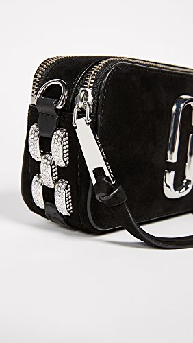 Black Jacobs Marc Chain Bag Snapshot Body Pave Women's Cross v1wg4qA