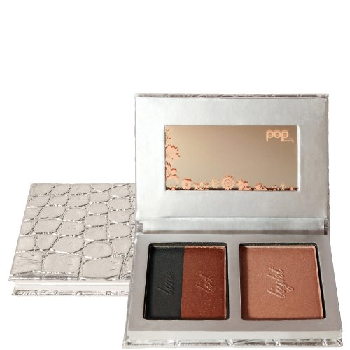 UPC 871490006069, POP Beauty Eye Pop Trio Eye Shadow Palette, No.7 Bloomsbury