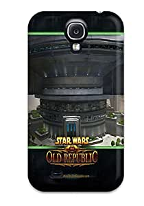 Series Skin Case Cover For Galaxy S4(star Wars Republic Old)