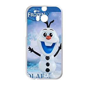 Custom Phone Case Frozen Fever For HTC One M8 F54832