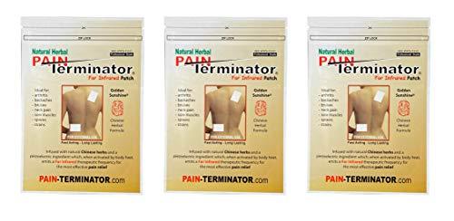 Golden Sunshine Pain Terminator