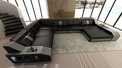 Interni Casa Grigio : Sofa dreams xxl interni casa matera xxl grigio nero amazon
