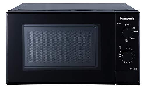 Panasonic 20 L Solo Microwave Oven (NN-SM25JBFDG,Black)