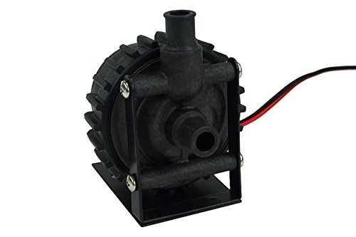 Alphacool VPP655-T12 Variable Speed D5 Pump with 1/2'' (13mm) Barbs - Selectable Speeds of 1800, 2550, 3300, 4050, and 4800 RPM) by Alphacool (Image #6)