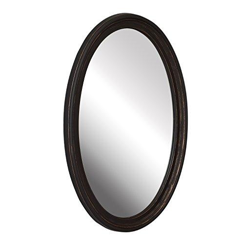 American Pride 9508VEN 9508VEN-Warwick Decorative Framed Oval Mirror Venetian 21