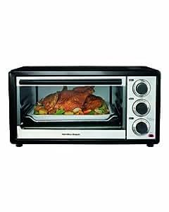 Hamilton Beach 31506 Convection 6 Slice/Broiler Toaster Oven