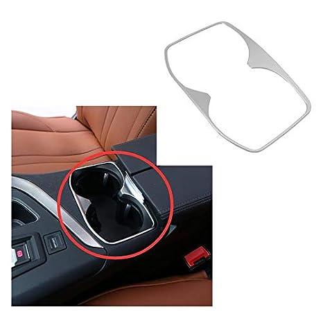 Yueng Supporto decorativo per coperchio interno della tazza dellacqua per auto interna in ABS 1 confezione