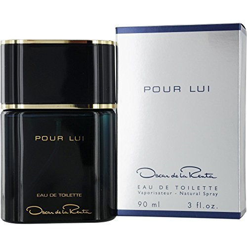 OSCAR POUR LUI by Oscar de la Renta EDT SPRAY 3 OZ for MEN --- by Oscar de la Renta