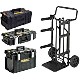 Carro Organizador de ferramentas Com rodas e 4 gavetas dwalt