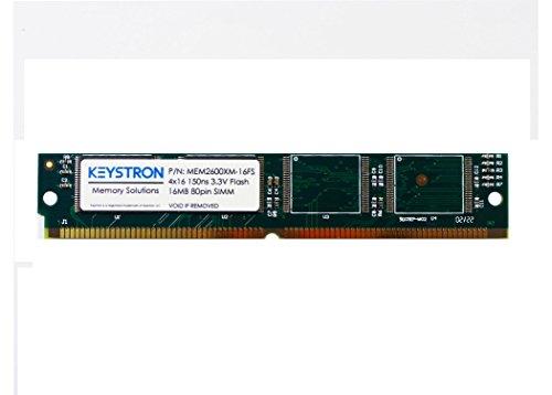 64d 3rd Party Memory - 16MB Flash 3rd party Memory Upgrade for CISCO 2600XM Router (p/n: MEM2600XM-16FS) 2610XM, 2611XM, 2620XM, 2621XM, 2650XM, 2651XM