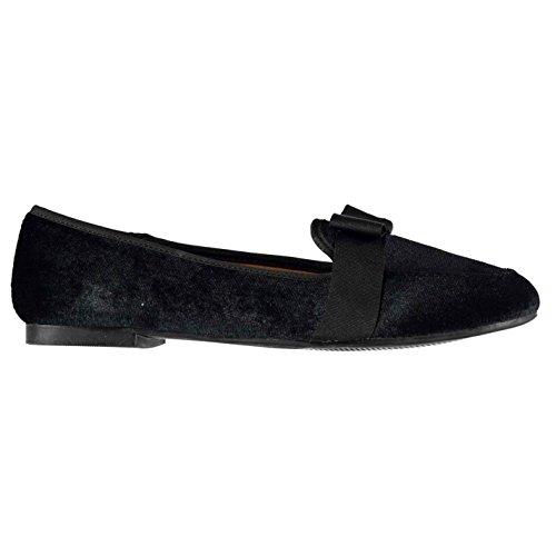 Miso Femme Laurie Bow Chaussures Noir