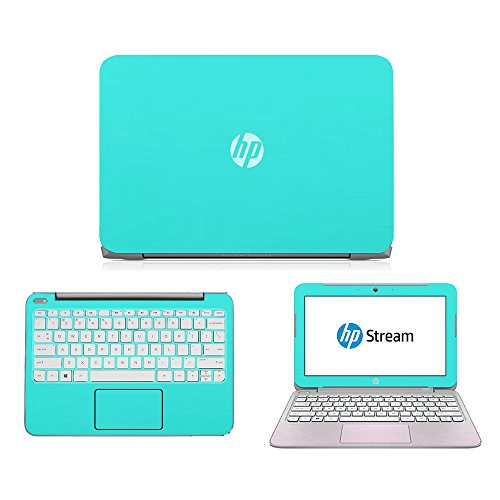 Mint Green skin decal wrap skin Case for HP Stream 11 11.6