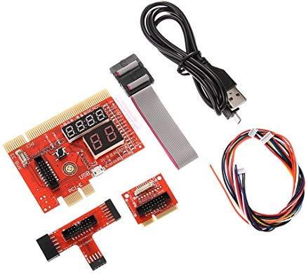 Runshuangyu PCI/PCIE/miniPCI_E/LPC/EC Motherboard Diagnostic Analyzer Post Card Tester PC Notebook Laptop Desktop