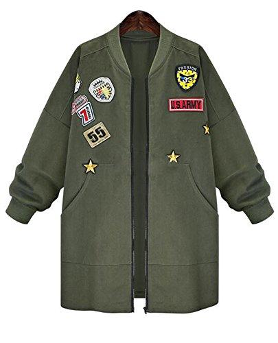 Studded Zip Jacket - 8