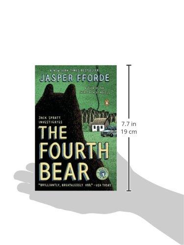 a2fd29591fb Amazon.com  The Fourth Bear  A Nursery Crime (Jack Spratt Investigates)  (9780143038924)  Jasper Fforde  Books