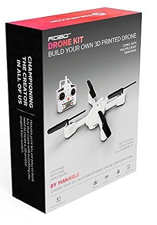 Robo 3D Drone - Kit de impresión 3D Quadcopter, impreso