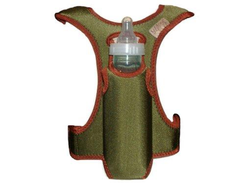 - bobalong Bottle Holder, Olive/Rust