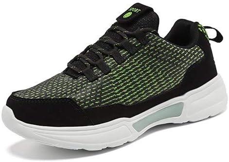 MOCA Hombres y Mujer Zapatillas Fitness 2019,LED Zapatillas Running Niña y Niño,LED Zapatos para Correr Luz Luminosas 7 Colors USB Carga Zapatillas de Deporte 26-46: Amazon.es: Hogar