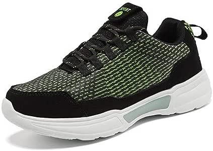 MOCA Hombres y Mujer Zapatillas Fitness 2019,LED Zapatillas ...