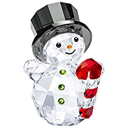 Merry and Festive Joyful Figurines Snowman