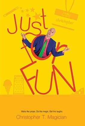 MTS Just for Fun by Christopher T. Magician - Book by MTS