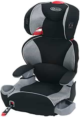 Graco TurboBooster LX High Back Car Seat, Matrix