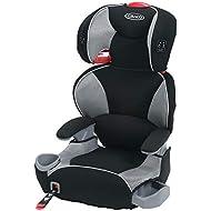 Graco TurboBooster LX High Back Car Seat, Matrix
