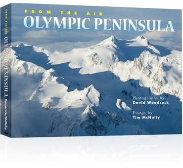 From the Air: Olympic Peninsula