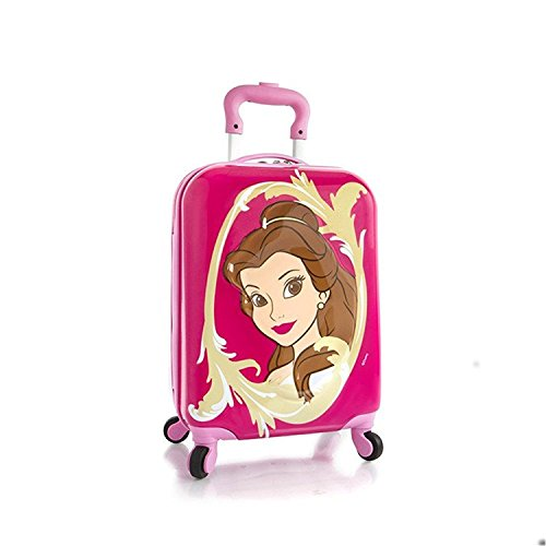 Heys Disney Princess 3D Brand New Exclusive Designed Pink Kids Spinner - Exclusive Brands Designer