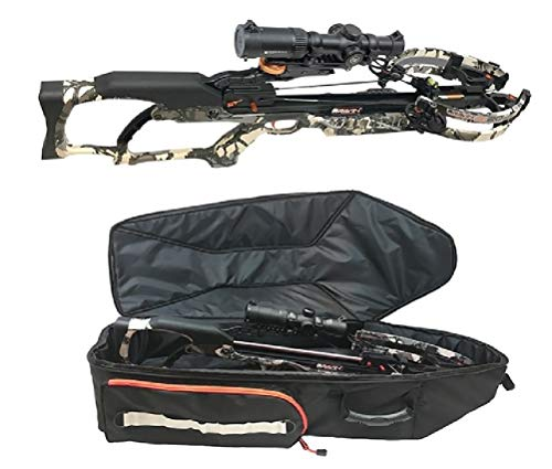 (Ravin R020 Sniper Crossbow Package Predator Camo with Soft Case Bundle)