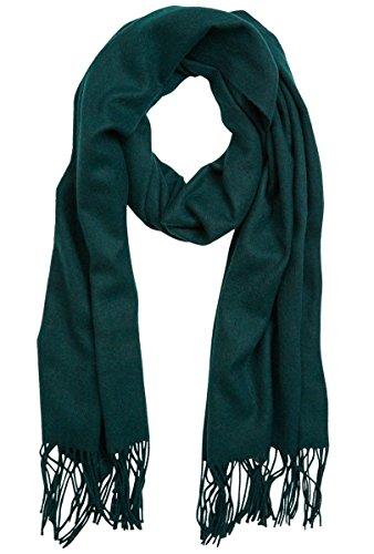 y Top bufanda Trend lana s sedosa Cachemira Color Accesorio Seda 4qXw4U