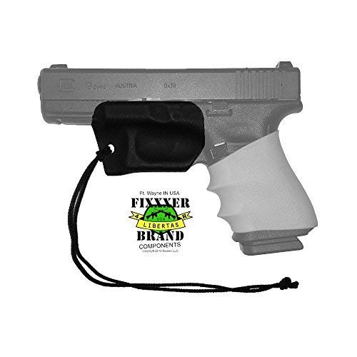 Fixxxer Custom F.I.X. Holster (Conceal & Carry) for Glocks Components (with HD Cord Upgrade) (Parts Glock Custom)