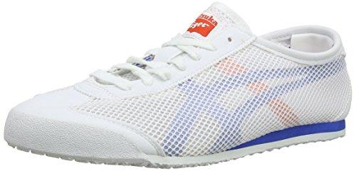 Multicolore adulto white strong Unisex Sneakers 144 Basse Scarpe 66 Asics Ginnastica Blue Da Mexico vxqgzpw8