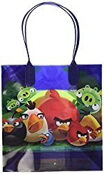 Angry Birds Space Party Favor Goodie Gift Bags Small 12 Pack by N/A