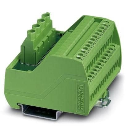 Terminal Block Interface Modules VIP-2/SC/PDM-2/16 2IN 8OUT POWER DIST (Power Dist Module)