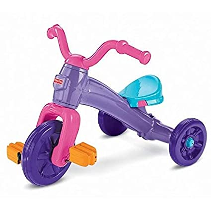 3526f41d596 Amazon.com: Fisher-Price Grow-with-Me Trike - R0322: Toys & Games