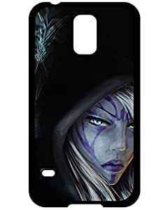 Valkyrie Profile Samsung Galaxy S5 case case's Shop Samsung Galaxy S5 Cover, DotA 2 Theme Hard Plastic Case for Samsung Galaxy S5 4369660ZA432600472S5