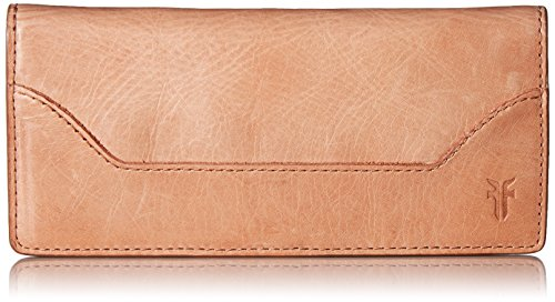 Melissa Continental Slim Wallet Wallet, Dusty Rose, One Size by FRYE