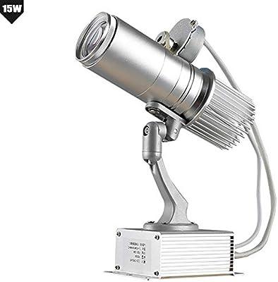 Imagen LED personalizado insignia del Gobo proyector de luz con ...