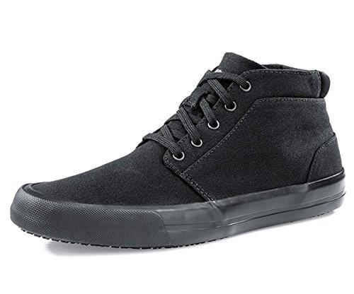 Scarpe per Equipaggi 34897–43/9Style Cabbie II da uomo antiscivolo High Top sneaker, taglia 9, nero